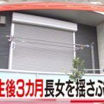 生井力容疑者の顔画像や自宅は?埼玉県警巡査が3ヶ月の長女を揺さぶり重体【さいたま市北区】