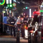福岡市の繁華街で刺殺事件、「中央区の殺人は自分です」と出頭