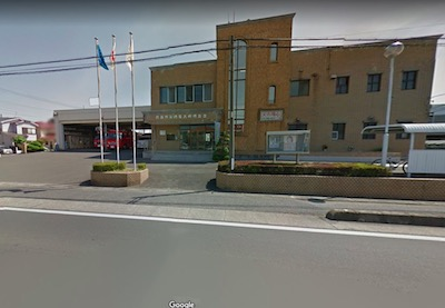 越谷市消防署大相模分署のgoogle map