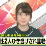 【ひき逃げ事件】群馬県桐生市で 2人重軽傷、逃走した白いワゴン車の行方は?